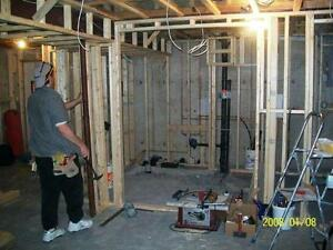 EXPERT TAPING/ FRAMING/ DRYWALL/ DOORS & TRIM/ CERAMICS