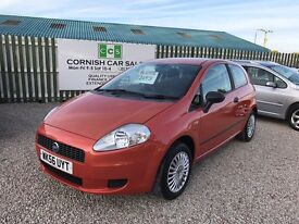 Fiat punto 1.4 45,000 12 months mot 6 months warranty