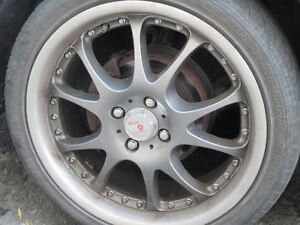 great deal on rims and tires