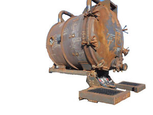 2014 FOREMOST VAC TANK New/UNUSED.  Cash/ trade/ lease to own te
