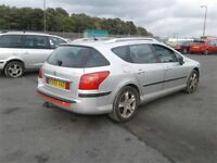 PEUGEOT 407 SW SE HDI 2005 Diesel Estate LOW MILEAGE