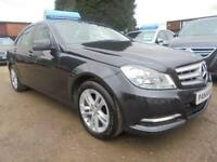 2012 12 MERCEDES-BENZ C CLASS 1.6 C180 BLUEEFFICIENCY EXECUTIVE AMG SPEC SE 4DR