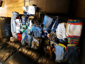 Boys 9 month old clothing.