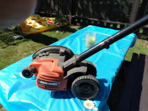 Black & Decker Edge Hog