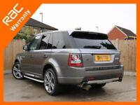 2011 Land Rover Range Rover Sport 3.0 TDV6 Turbo Diesel Autobiography 6 Speed Au