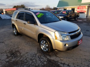 2008 CHEVROLET EQUINOX SUV *** CERTIFIED *** $4995 100% APPROVED