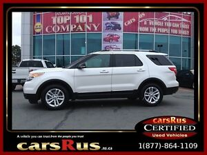 2014 Ford Explorer 7 Passenger Leather Roof Nav EPIC BLOWOUT SAL