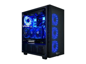 Rosewill ATX Mid Tower Case CULLINAN MX-Blue