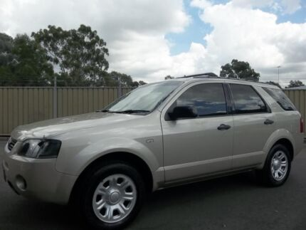 YOURS FROM $77 Per Week on Finance* 2008 Ford Territory Invermay Launceston Area Preview