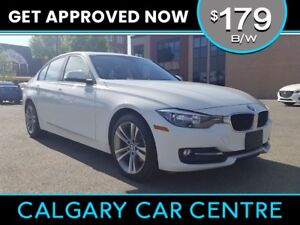 2015 BMW 320XI $179B/W TEXT US FOR EASY FINANCING! 587-582-2859