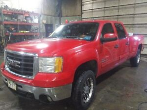 2007 GMC DURAMAX DIESEL FOR SALE
