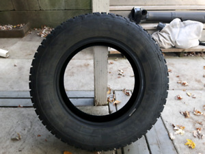 Used Firestone Winterforce Snowtires x 4 tires