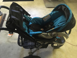 Baby trends Stroller/ car seatNever used stroller/ car seat