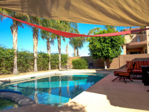 Arizona Vacation Rental with Private Pool in San Tan Valley