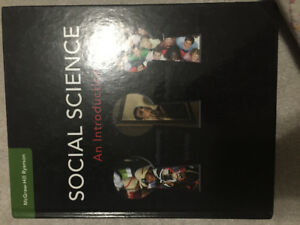 Social Science- An Introduction (Nelson)