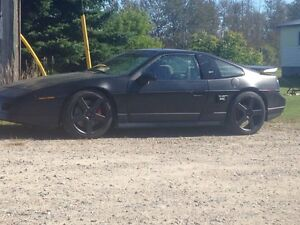 1987 Fiero with a 350
