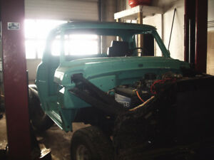 Very Rare 1968 Mercury 390 Camper Special truck project M250