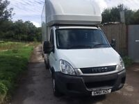 2011 61 Iveco daily Luton 35 S11 2.3 HPI TAILLIFT NO VAT