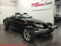 1999 Plymouth Prowler Convertible ONLY 7000 KMS ONE Owner