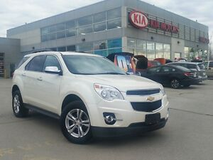 2014 Chevrolet Equinox 2LT | LEATHER | SUNROOF | BACKUP CAM