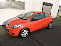 60 Mazda Mazda2 1.3 TS Damaged Salvage Repairable Cat D