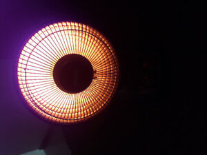 Infrared Parabolic Heater
