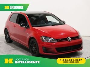2015 Volkswagen Golf GTI Performance AUTO MAGS CUIR TOIT OUVRANT CAMERA