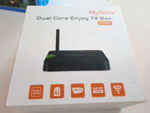 MyGica ATV520E Dual Core Android 4.2 Media Player