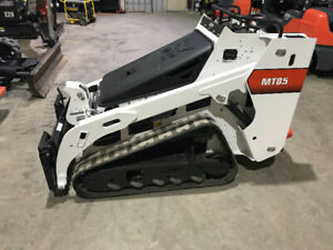 Bobcat MT85 For Sale Low Hours Like New Condition