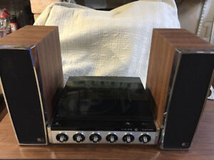 Vintage component Stereo, Viking Brand