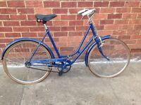 Vintage BSA Pushbike