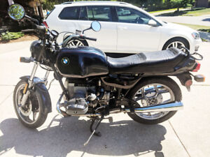 "1987 BMW R80 Reliable ""Air Head"" motorcycle PRICE REDUCED!"