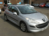 Peugeot 207 1.4 16v S - LOW MILES - 1 YR MOT, WARRANTY & AA COVER