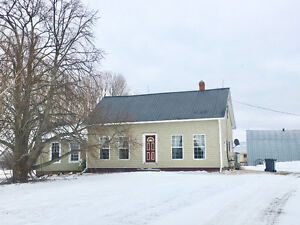 5 Bedroom, 40 Acre Farm Home with 3 Large Buildings