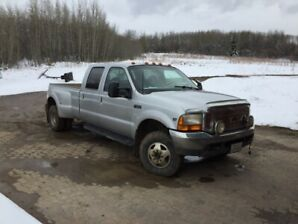 2000 ford f-350 dually for sale.