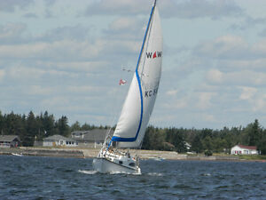 24 Ft Westwind Sailboat- Price reduced by $2000