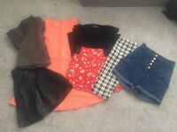 Girls clothes bundle 12-13 years
