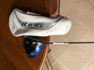 Almost new Cobra King F7 driver