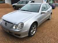 2006 Mercedes-Benz C200 2.1TD auto SE - 1 YEAR MOT JUST PUT ON EXPIRES 09/18