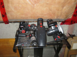 Craftsman cordless power tools