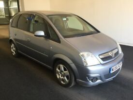 2006 56 Reg Vauxhall Meriva 1.7 CDTi Active, Diesel, Manual, 115,000 Miles, MOT until Dec 2018