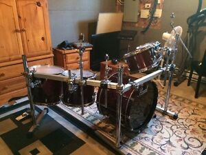 Pearl Masters Custom Maple for sale w/rack & hardware