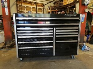 Snap-on fridge/freezer