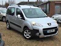 2011 Peugeot Partner 1.6HDi 112Bhp Tepee Outdoor Warranty Delivery Px welcome