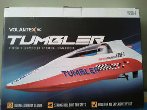 Tumbler RC Boats BRAND NEW