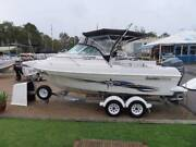 Haines Hunter 565 Offshore Tingalpa Brisbane South East Preview