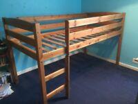 Single Bed Mid Sleeper