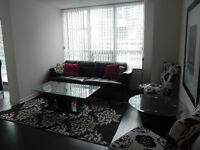 Beautiful Furnished Apartments in the heart of Downtown Toronto