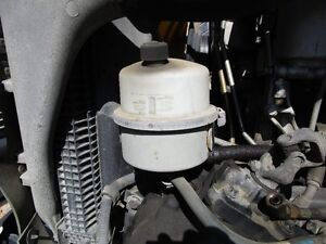 Freightliner power steering reservoir