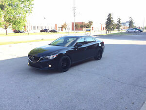 2014 Mazda Mazda6 GT Sedan Fully Loaded (Safety & E-Test)